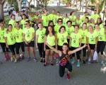 Deporte en el Paseo de España en la Master Class Power Box Mengíbar 2017