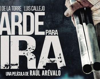 Cine de Verano Mengíbar 2017: 'Tarde para la ira'