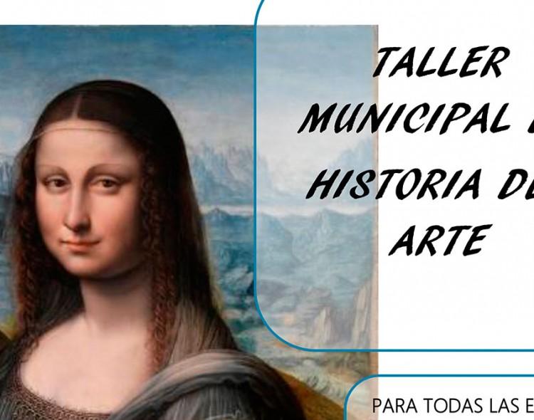 Abierta la inscripción de alumnos para el nuevo Taller Municipal de Historia del Arte