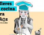 Taller Municipal de Cocina para niños y niñas de 8 a 12 años en Mengíbar