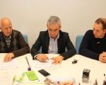 El Ayuntamiento de Mengíbar y el Club Liebre de Mengíbar firman un convenio de colaboración