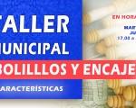 Taller Municipal de Bolillos y Encajes en Mengíbar