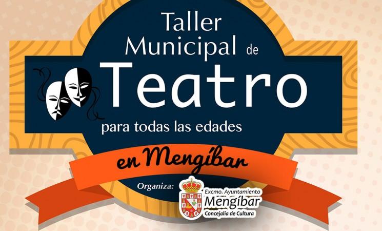 Taller Municipal de Teatro para niños, jóvenes y adultos de Mengíbar