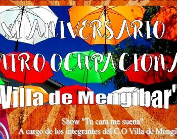 Fiesta del XI Aniversario del Centro Ocupacional Villa de Mengíbar