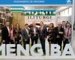 Mengíbar lleva sus encantos turísticos y culturales a Tierra Adentro
