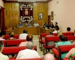Reunión con colectivos culturales de Mengíbar para preparar el próximo Noviembre Cultural