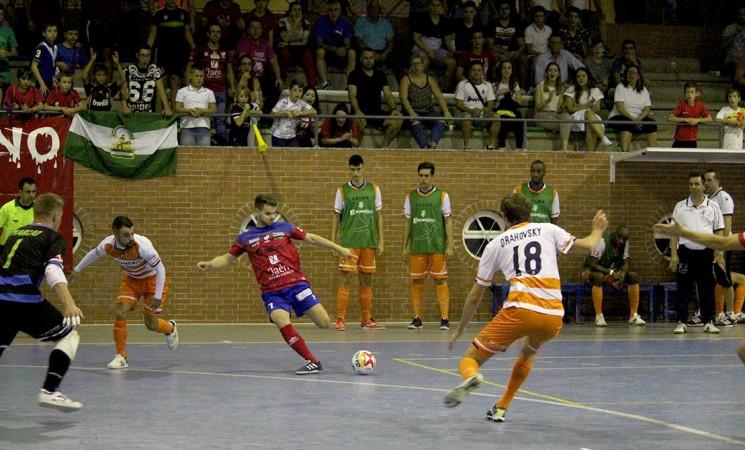 Derrota inmerecida del Software Delsol Mengíbar FS en la Copa del Rey