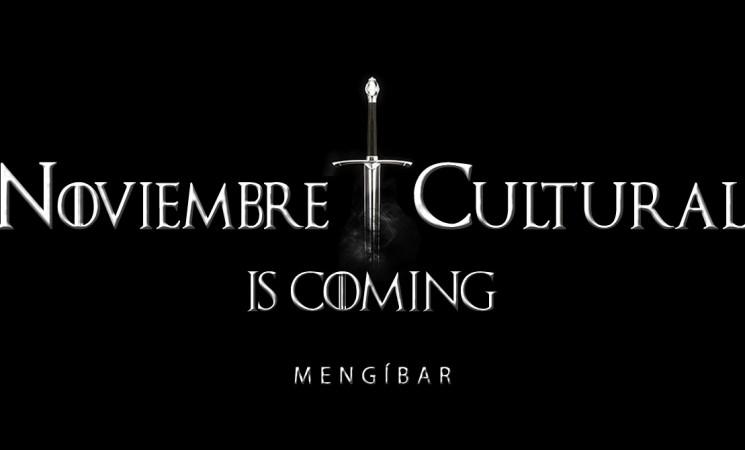 El Noviembre Cultural de Mengíbar está llegando... (vídeo promocional)