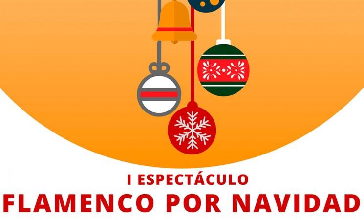 Flamenco por Navidad, el próximo viernes 1 de diciembre, en el Auditorio de Mengíbar