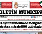 Boletín Municipal de Mengíbar - Especial del ecuador de la legislatura