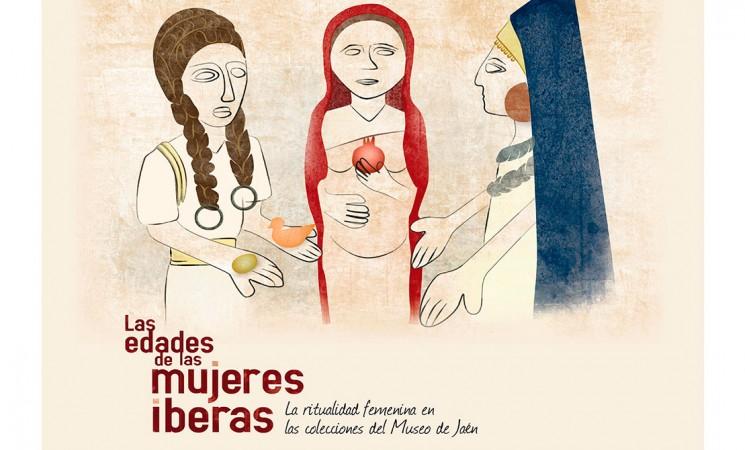 La exposición 'Las edades de las mujeres iberas' se inaugurará el 21 de noviembre en Mengíbar