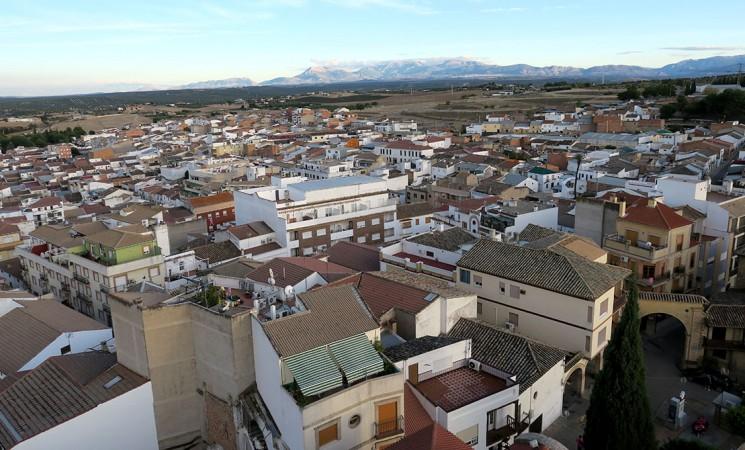 El Ayuntamiento de Mengíbar informa del comienzo de las obras de mejora de la calle Jaén
