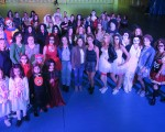 Zumba Halloween en el pabellón de Mengíbar a beneficio de la AECC