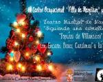 Teatro musical de Navidad del Centro Ocupacional Villa de Mengíbar, el 20 de diciembre