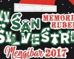 San Silvestre Mengibareña - Memorial Rubén 2017: dorsales ya a la venta