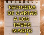 Recogida de cartas para los Reyes Magos en Mengíbar, el día 3 de enero de 2019