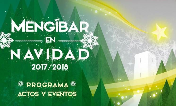 Programación de actos 'Mengíbar en Navidad' 2017-2018