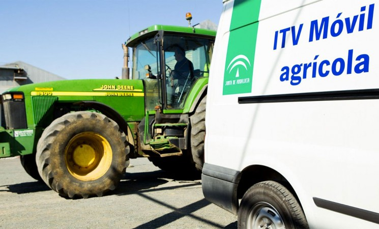 ITV móvil para vehículos agrícolas en Mengíbar los días 10 y 20 de diciembre de 2019 y 7 y 13 de enero de 2020