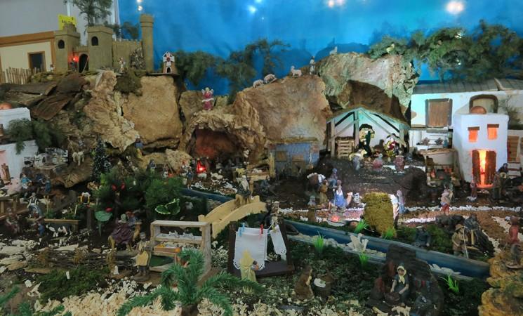 Concurso de Belenes de Mengíbar - Navidad 2017 (Galería de imágenes)
