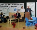 Inauguración de la VII Semana de la Discapacidad de Abriendo Camino en Mengíbar