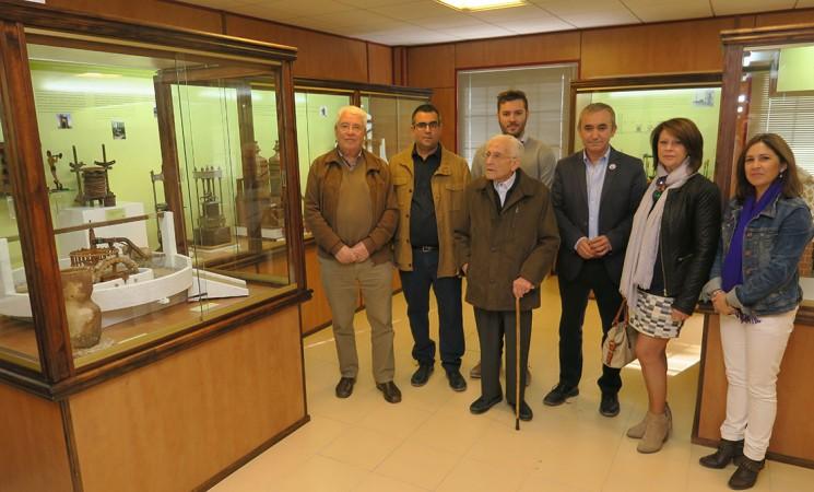 La Colección de Eulogio Calleja estrena sala de exposiciones en el Edificio de Usos Múltiples de Mengíbar