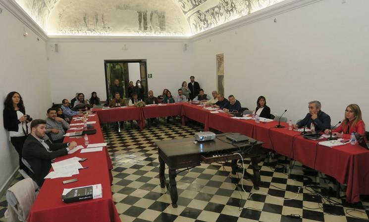 Mengíbar presenta en Ibiza una estrategia para potenciar los hallazgos de Iliturgi