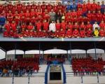 Convivencia del Software Delsol Mengíbar con todas las categorías de fútbol sala y fútbol