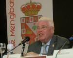 Conferencia de Sebastián Barahona Vallecillo sobre la religiosidad popular en Mengíbar, el viernes 12 de enero