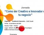 Jornada sobre creatividad e innovación en los negocios en Geolit