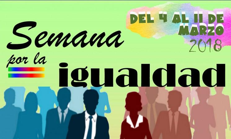 Mengíbar celebrará la 'Semana por la Igualdad' del 4 al 11 de marzo