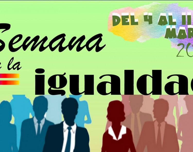 Mengíbar celebrará la 'Semana de la Igualdad' del 4 al 11 de marzo