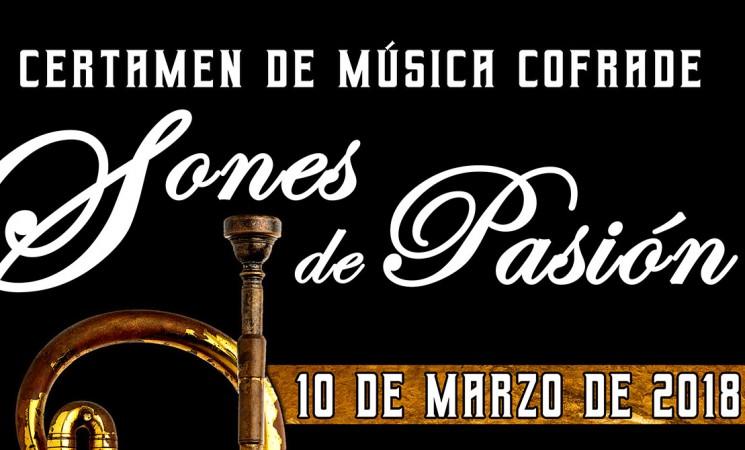 Certamen de Música Cofrade 'Sones de Pasión', el próximo 10 de marzo, en Mengíbar
