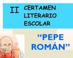 Abierto el plazo departicipaciónen el II Certamen Literario Escolar Pepe Román, del AMPABenamaquiz de Mengíbar