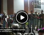Pregón y actuación de la chirigota Legibeños en el Carnaval de Mengíbar (VÍDEO)