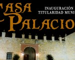 Jornadas de puertas abiertas de la Casa Palacio de Mengíbar