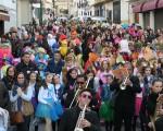 FOTOGRAFÍAS-VÍDEOS / Desfile de disfraces del Carnaval 2018 en Mengíbar