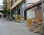 Corte parcial de la Calle Real los días 8 y 9 de febrero por obras del Ayuntamiento de Mengíbar