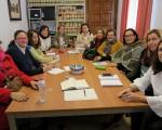 Reunión de coordinación de la primera Semana por la Igualdad de Mengíbar