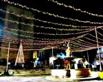 Licitación del contrato de iluminación artística de calles y plazas en las fiestas de Mengíbar