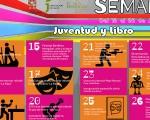 Actividades de la Semana de la Juventud y el Libro 2018 de Mengíbar