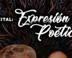 Recital 'Expresión poética', con Elate y voz en off de María Sampedro Bravo, el sábado 21 de abril en la Casa de la Cultura de Mengíbar