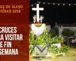 Listado de las Cruces de Mayo de Mengíbar 2018