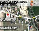 Dispositivo de seguridad y emergencias para la Romería de Mengíbar 2018