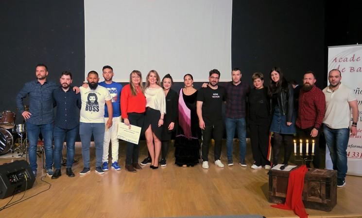 El festival 'Mengíbar, arte y cultura' recauda casi 900 euros para la Asociación Ales