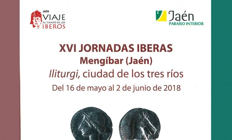 Formulario de inscripción para las XVI Jornadas Íberas de Mengíbar 2018