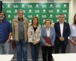 La Junta de Andalucía baraja avanzar en la protección del Arco Jano incorporándolo en el expediente para declarar BIC Iliturgi
