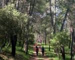 Mengibareños se adentran en la Sierra de Segura con una ruta de senderismo apasionante