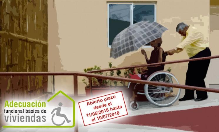 Ayudas para adaptar viviendas a personas mayores o discapacitadas de Mengíbar