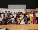 Nuevo éxito de Mcambies, el grupo del instituto de Mengíbar, con 'Bella y Bestia, una historia de adolescentes'
