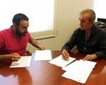 El Ayuntamiento de Mengíbar renueva el convenio de colaboración con el Software Delsol Mengíbar